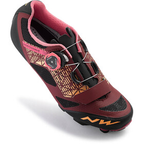 Northwave Razer Shoes Women dark red/black